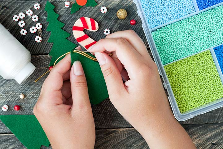 Christmas Card Ideas For Kids - Christmas Decoration Greeting Card