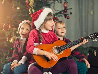 25 Christmas Songs, Poems And Carlos For Kids
