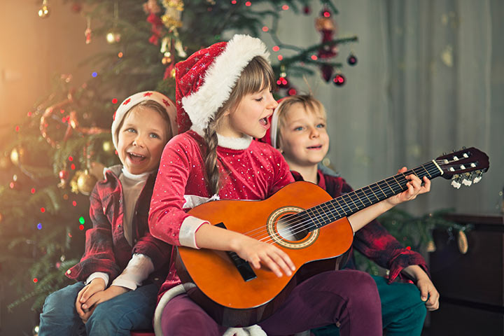Christmas Songs, Poems And Carlos For Kids