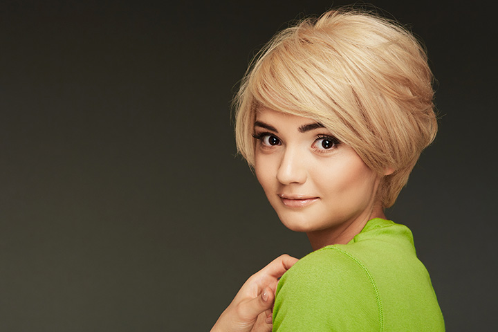 Cute Teens 14 cute & effortless short hairstyles for teenage girls
