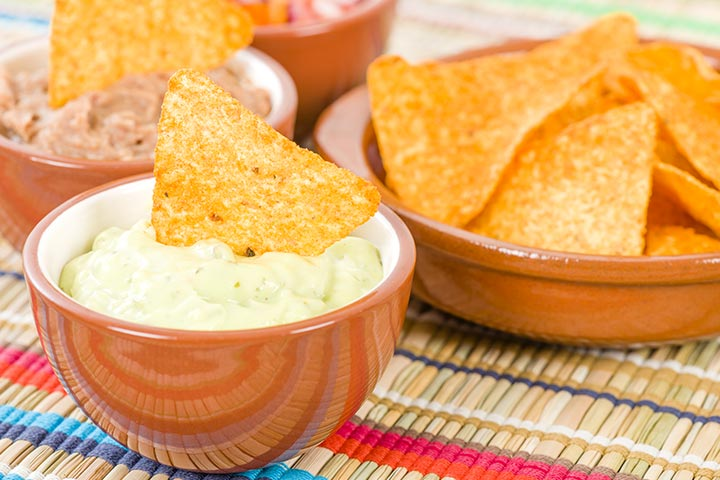Snack Recipes For Kids - Delicious Cheesy Dip