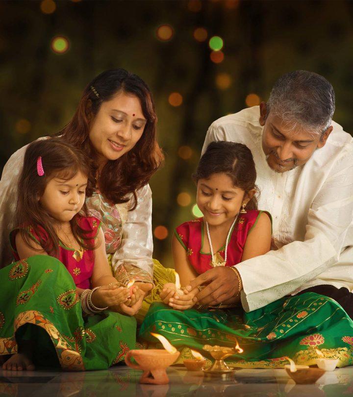 Diwali History For Children