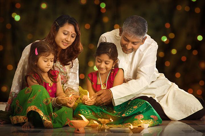 Diwali History For Children