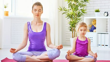 Easy & Effective Yoga Poses For Your Kids