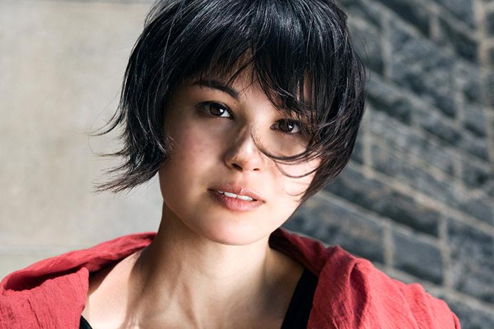 Haircuts For Teenage Girls - Elongated Pixie Haircut