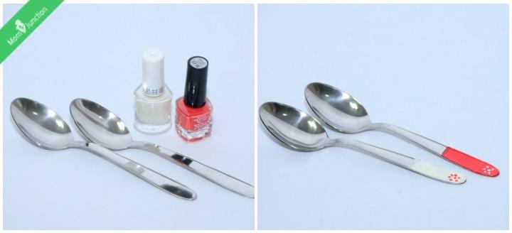 Enamel Spoons