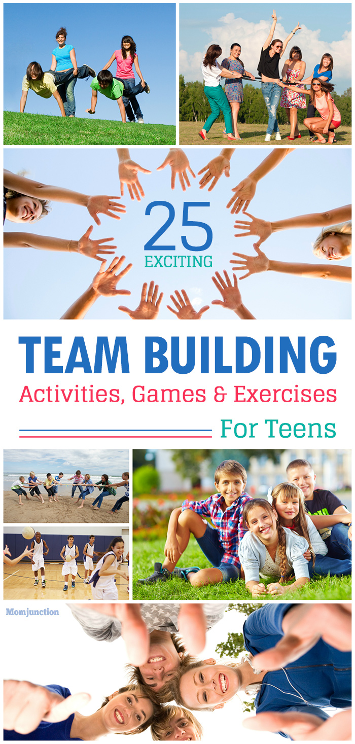 Activities for group work with adults