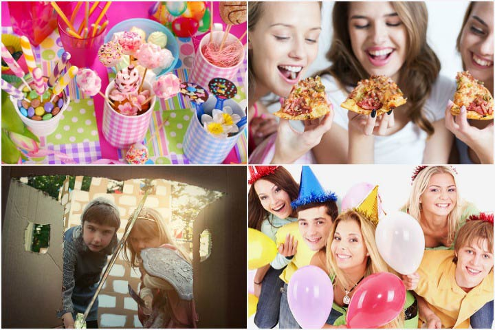 Images Of Tween Birthday Party Ideas