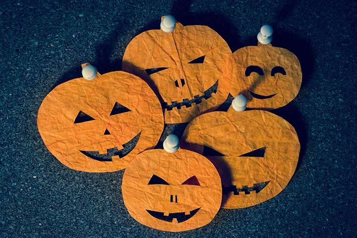 Halloween Announcements