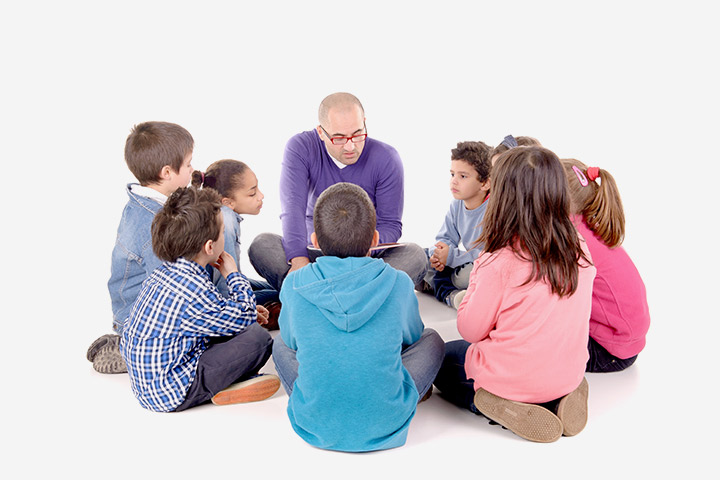 Social Skills Activities For Kids - Improvisational Storytelling