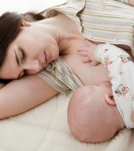 Is It Normal To Fall Asleep While Breastfeeding