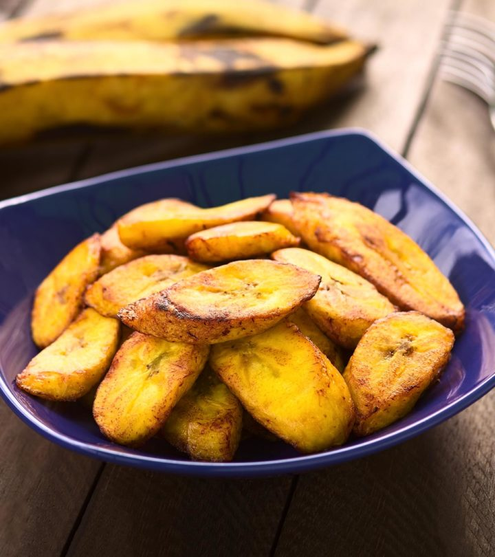 Plantain During Pregnancy
