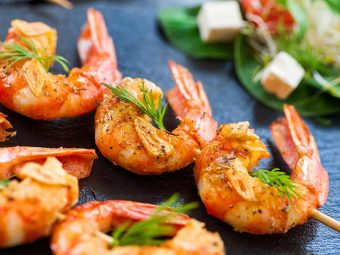 Is It Safe To Eat Shrimp When Breastfeeding?