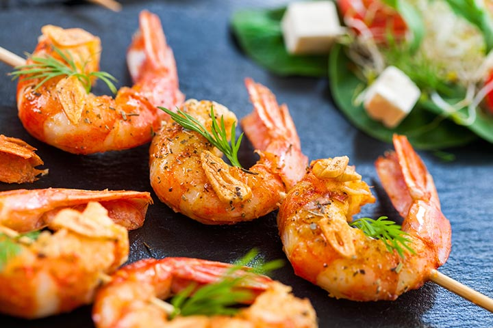 Is It Safe To Eat Shrimp While Breastfeeding