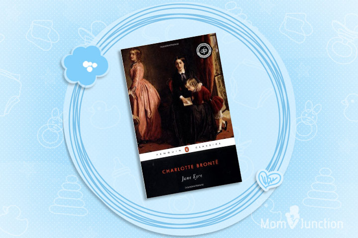 Classic Books For Teens- Jane Eyre