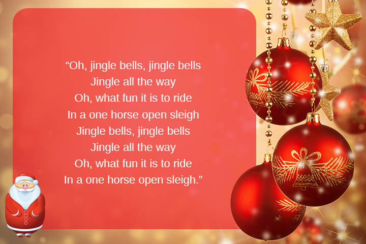 Jingle Bells By James Lord Pierpont