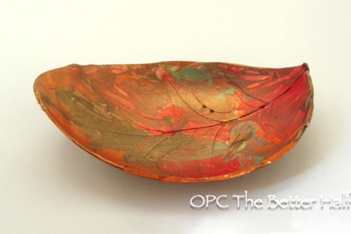 Leaf activities - Leaf Bowl