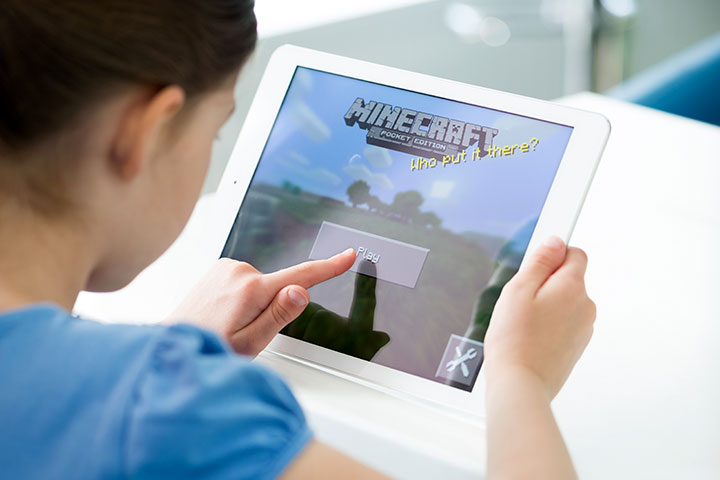 Minecraft Games For Kids