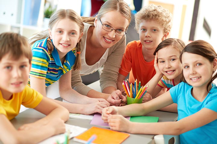 Social Skills Activities For Kids - Name Game