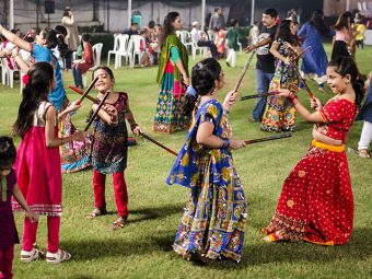 Navratri & Dussehra Celebration - Story & Activities For Kids