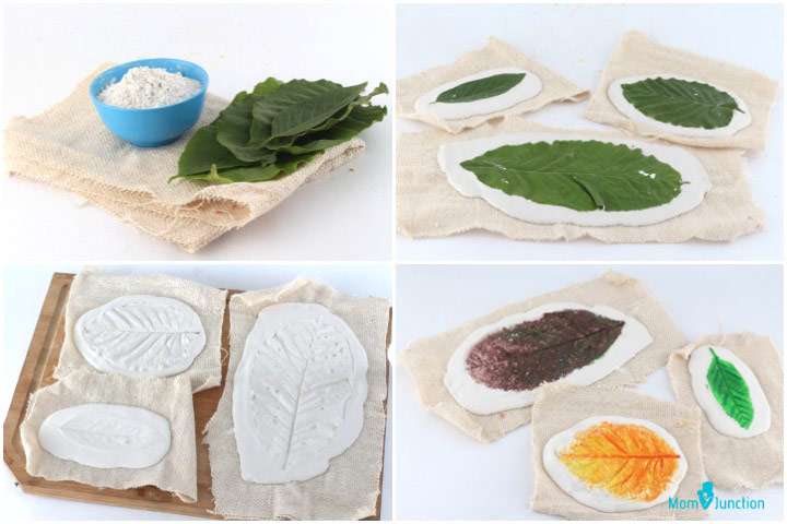When You Want To Create An Impression, Using POP Is One Of The Best  Options. In This Tutorial, We Tell You How To Make Leaves Using Plaster Of  Paris.
