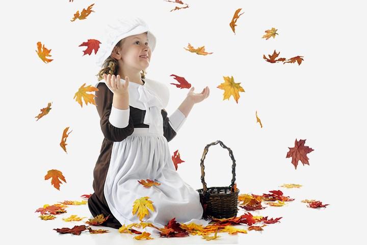 Thanksgiving Crafts For Kids - Pilgrim Bonnet