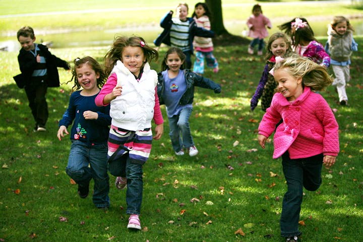15 Best Group Games For Kids