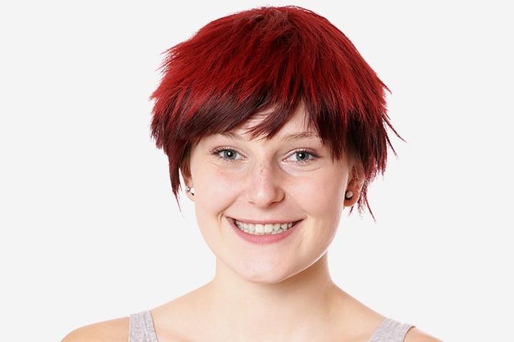 Haircuts For Teenage Girls - Short And Spiky Haircut