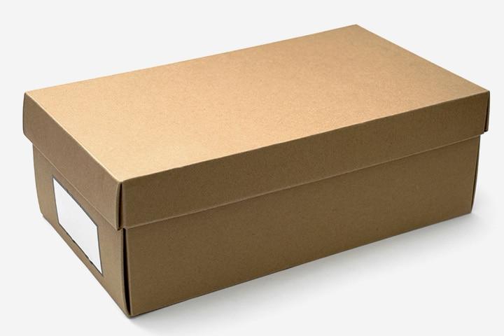 Waste Material Craft Ideas - Storage Box