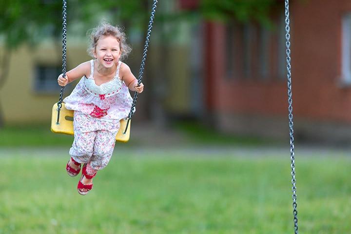 Social Skills Activities For Kids - Swinging