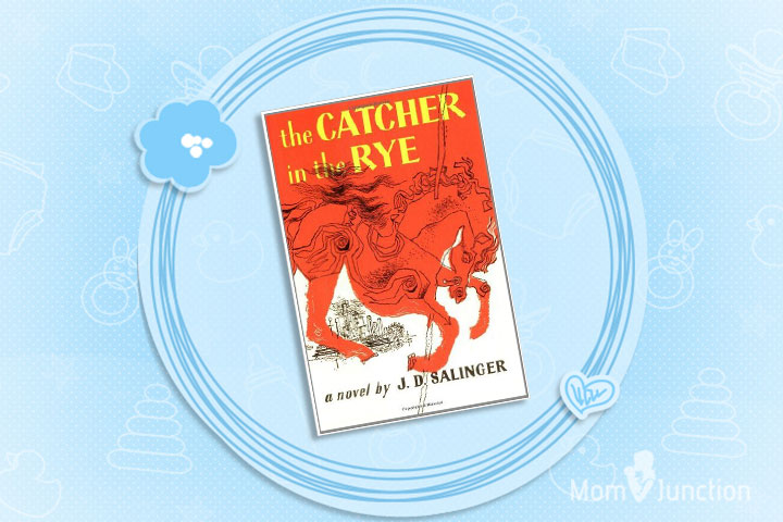 Classic Books For Teens - The Catcher In The Rye