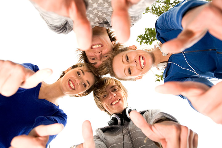 Team Building Exercises For Teens - The Consensus Exercise