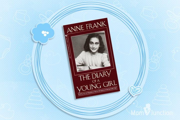 Classic Books For Teens  - The Diary Of A Young Girl