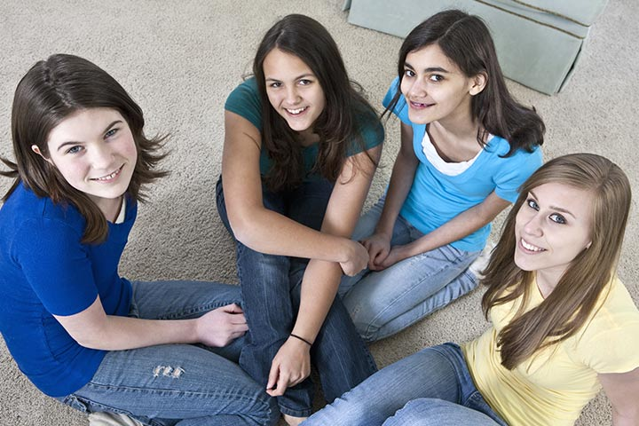 Team Building Activities For Teens - The Game Of Responsibilities