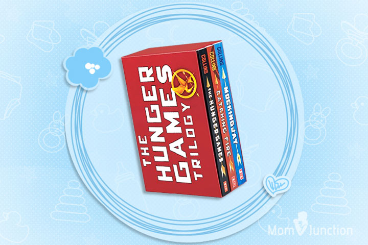 Classic Books For Teens - The Hunger Games
