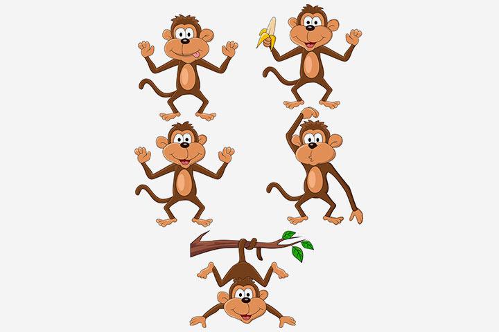 Baby Shower Ideas - The Little Monkey Is Arriving