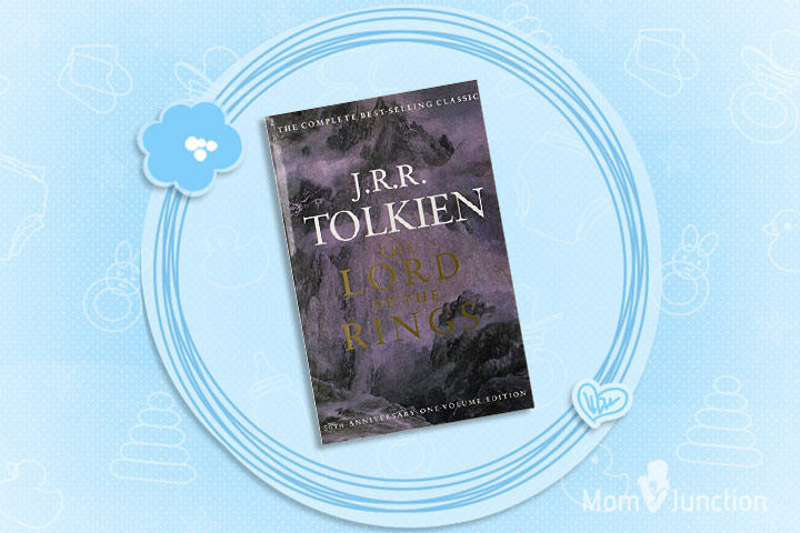 Classic Books For Teens - The Lord Of The Rings