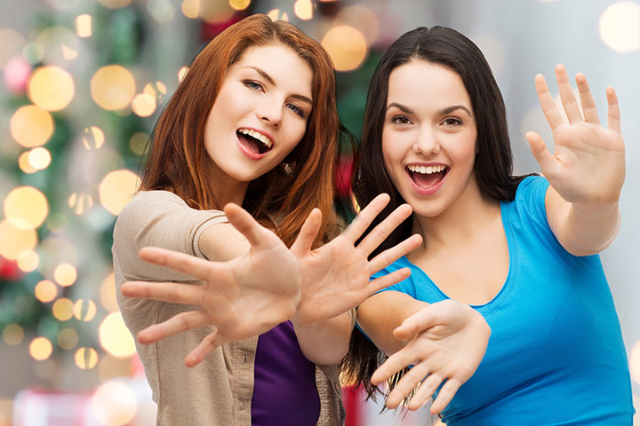 new years eve games for teens - The Secret Sash