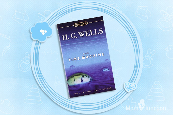 Classic Books For Teens - The Time Machine