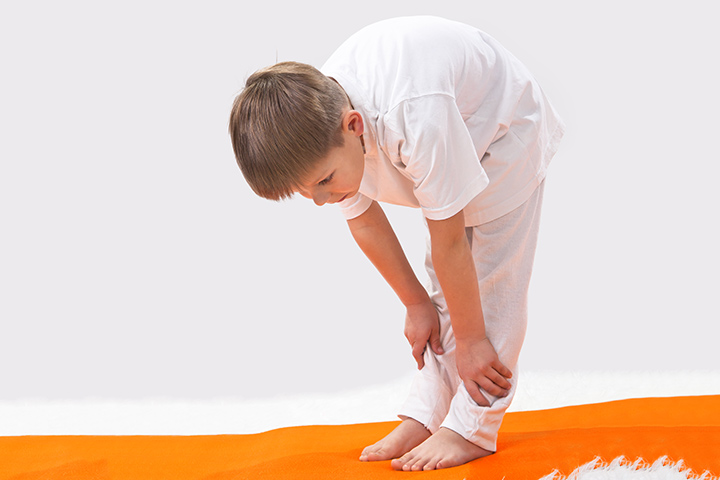 Yoga Poses For Kids - The Uttanasana Pose