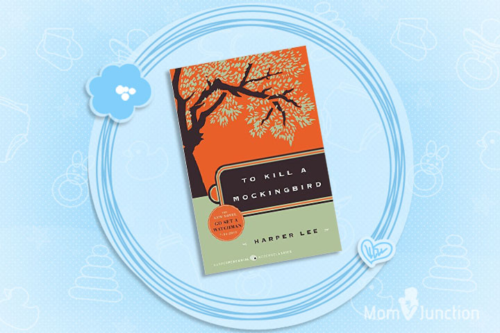 Classic Books For Teens - To Kill A Mockingbird