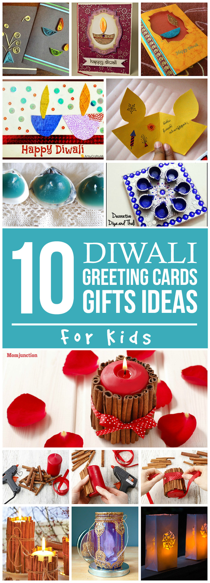 Top 10 Diwali Greeting Cards And Gifts For Kids