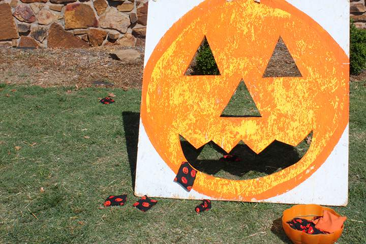 Halloween Games For Toddlers - The Ball