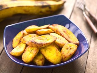Is It Safe To Eat Plantain During Pregnancy?