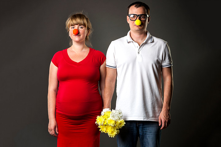 Weird Things Pregnant Couples Do