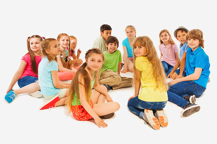 Social Skills Activities For Kids - Who Has The Peanut