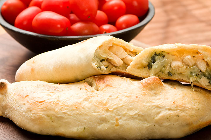 Dinner Recipes That Kids Can Make - Whole Wheat Pizza Hand Pockets