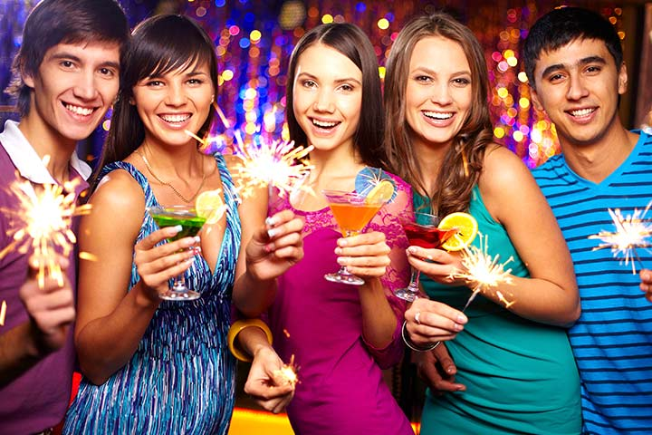 Top 10 New Year's Eve Games And Activities For Teens
