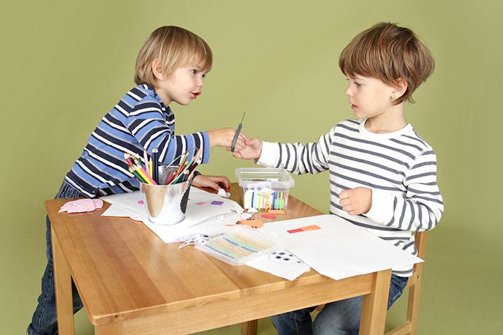 Social Skills Activities For Kids - Word Strips