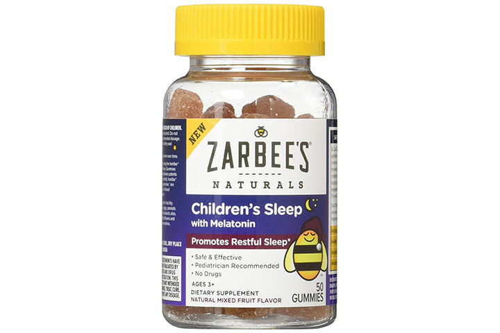 Zarbee's Naturals Children's Sleep Gummies